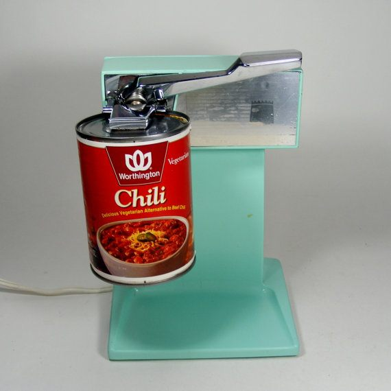 Electric Opener for Cans