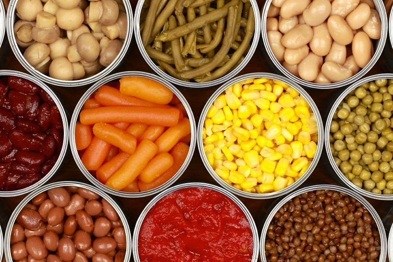 Are Canned Vegetables Healthy?